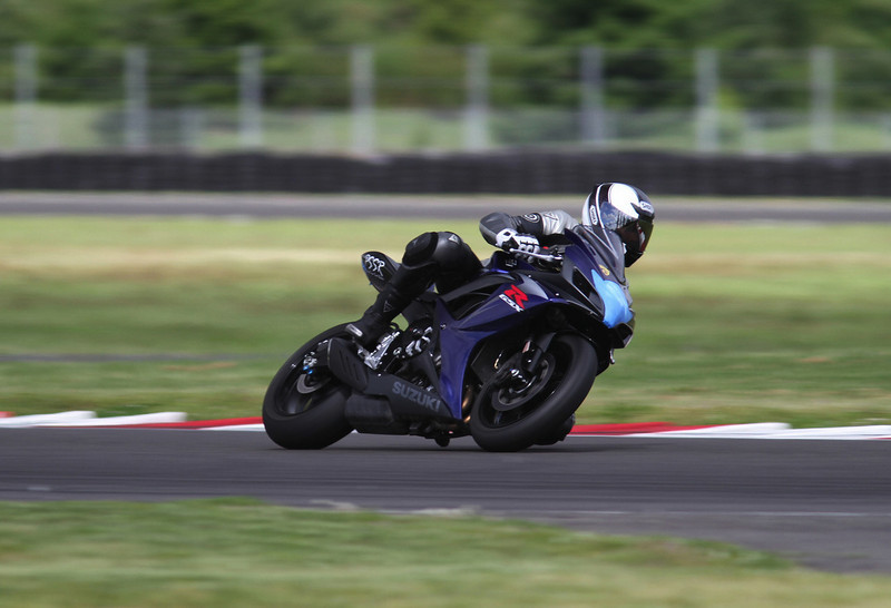 ....and Bill swaps from the MTS1200 to his GSXR750 the same day   See: Multistrada 1200 Info & Resources