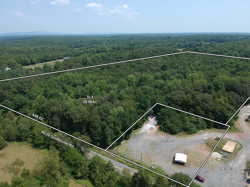 24 Acres for Residential