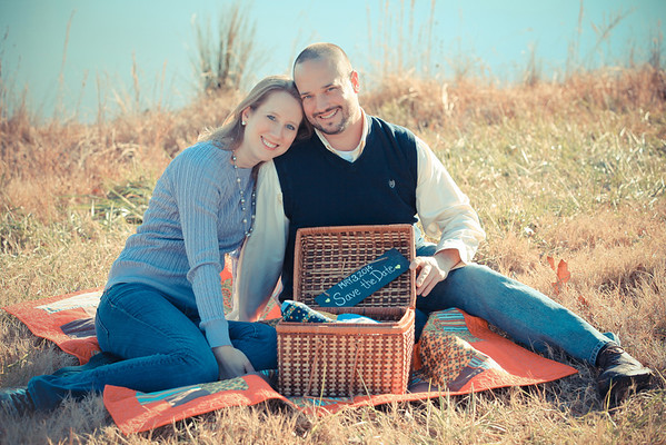 Engagement Session- Rebecca & Tom
