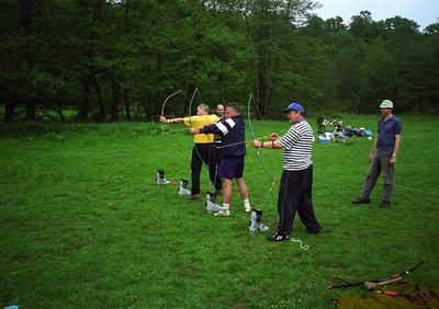 Cub Camp 2001