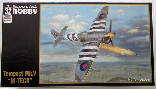 1/32 Special Hobby Hawker Tempest V
