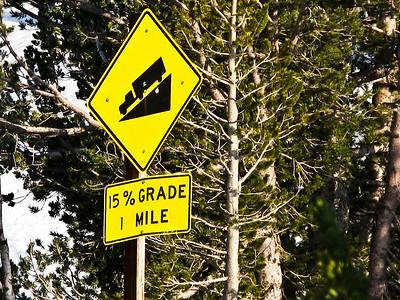 13: Driving to Yosemite and Yosemite