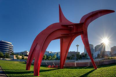 Seattle - Sculpture Park