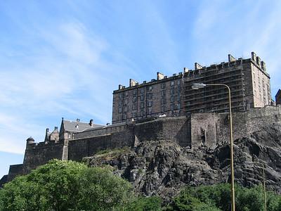 Edinburgh Castle -- June 26, 2006