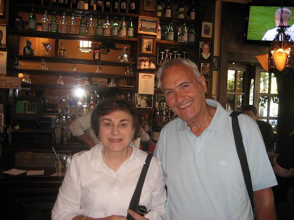 Giovanni Severini Family Visit 08-23-2008