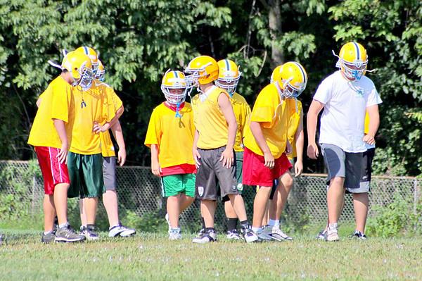 8/27 - Sophomore Practice