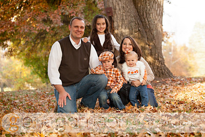 Peters Family Fall 2012