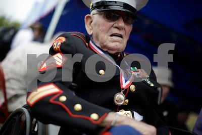 us-veterans-return-to-iwo-jima-for-70th-anniversary