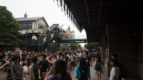 Disneyland Resort, Tokyo Disneyland, Tokyo Disney Sea, Tokyo Disney Resort, Tokyo DisneySea, Tokyo, Disney, Toyville Trolley Park, Toy Story Mania, Toy Story Midway Mania, Midway, Mania, Toy Story, FastPass, Fast Pass, Fast, Pass, American Waterfront