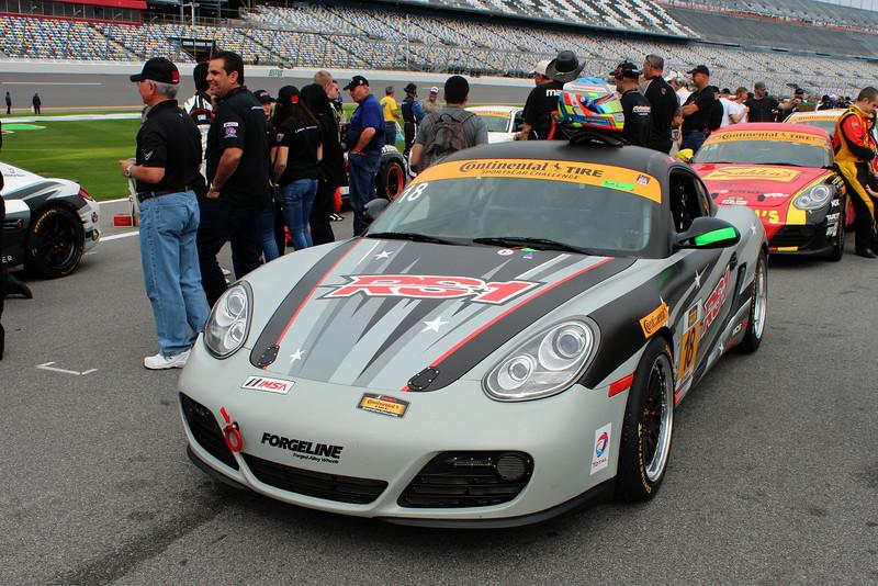 ST RSI Porsche Cayman