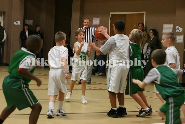 Upward Bound Basket Ball 1-10-2009