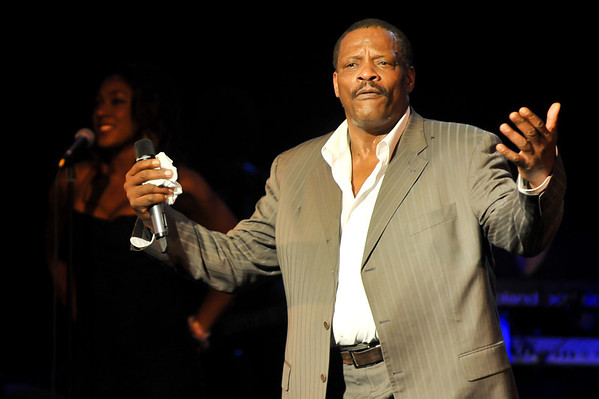Alexander O'Neal @ Leicester square Theatre