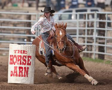 Barrels Sunday- Riders 21-44