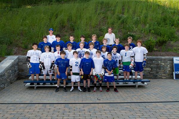 FCDS: Blue-White Lacrosse