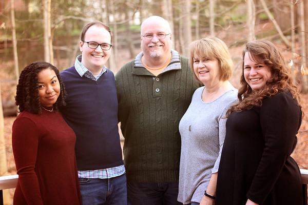 Resler Family 2017