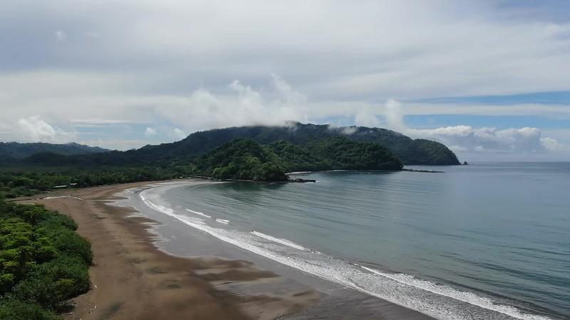 Tambor Beach, Nicoya Peninsula, Costa Rica - Tropical beach paradise