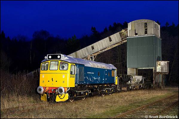 Churnett Valley Railway (03/01/2009)