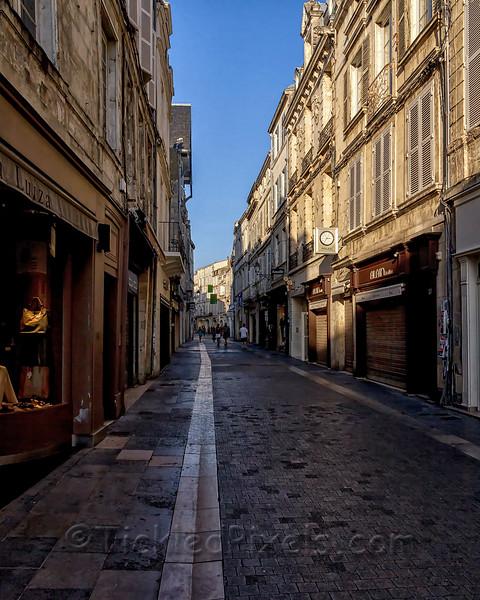 Backstreet La Rochelle