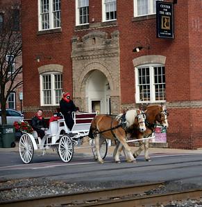 Dec 2020 Carriage Rides
