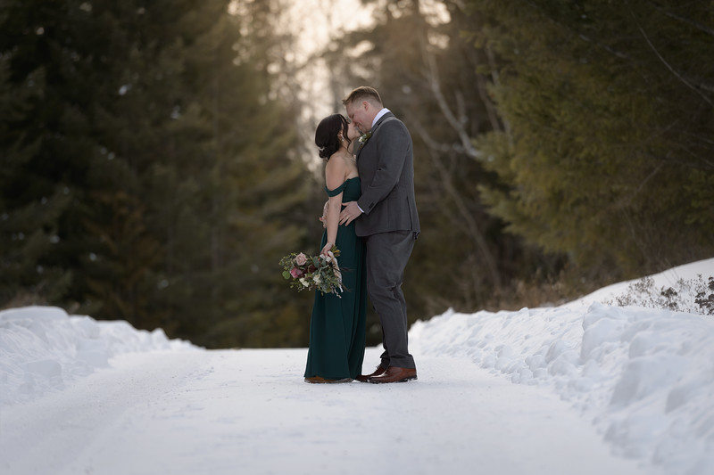 Julie & Jordan - Elopement
