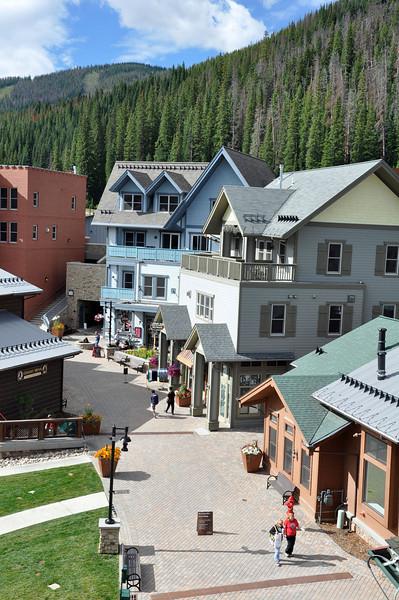 MITM Day 1. The Village at Winter Park Resort.