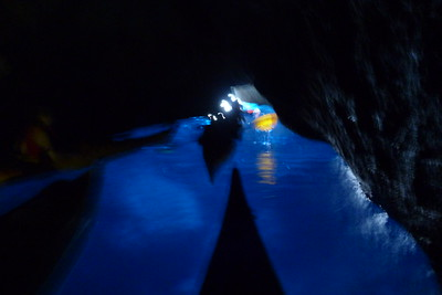 July 4 - Gerontas caves