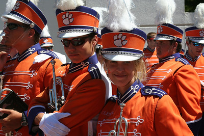 Clemson vs North Texas - Photos by Christopher Sloan