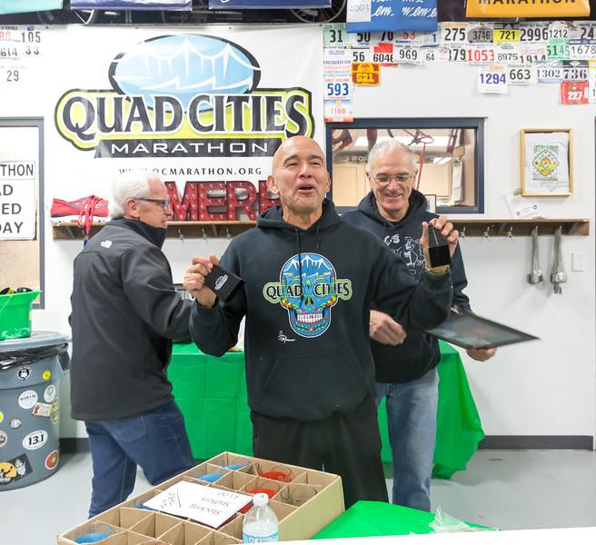 Quad Cities Marathon Open House