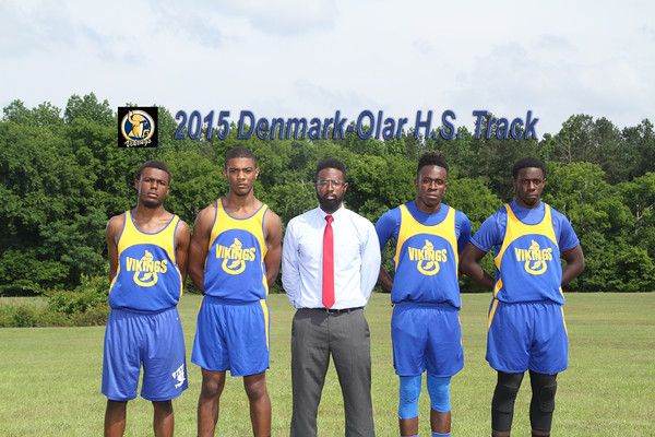 2015 Boys Track