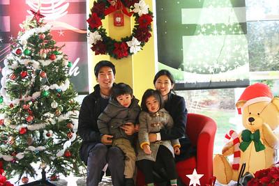 Family Picture Dec., 2011