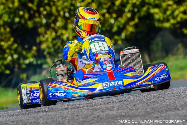 Motorsport Ireland Karting Championship 2018 - Round 3 - Athboy