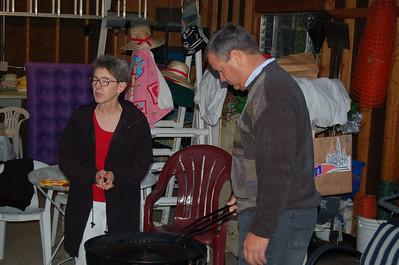 2006 Picnic in Carmella Seritella's Garage