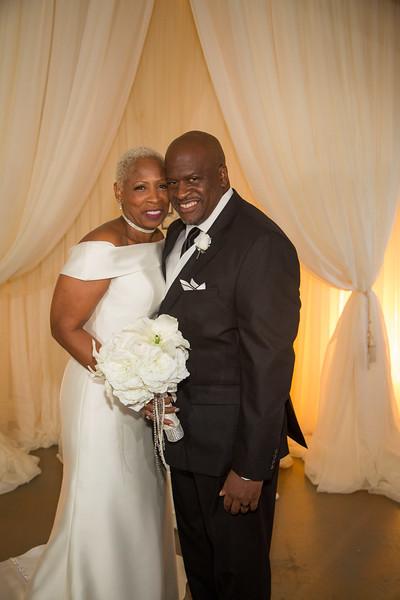 Sandra & Reggie Price Wedding 2018