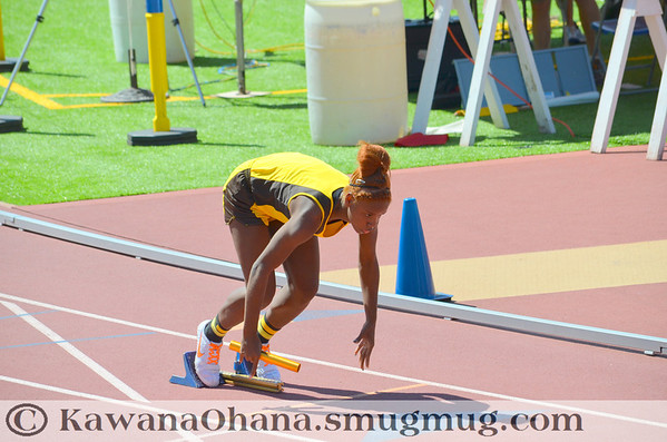 Punahou Relays 2014 Track and Field