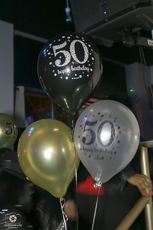 Shamel's 50th Surprise Birthday Party