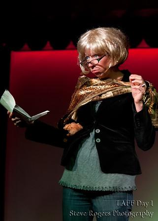LAFF 2012 Sue Galloway