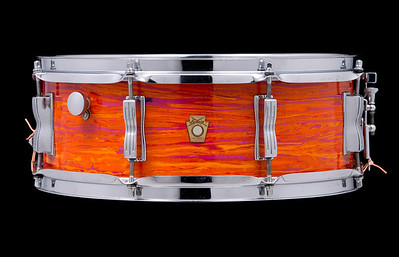 Ludwig Jazz Festival Mod Orange