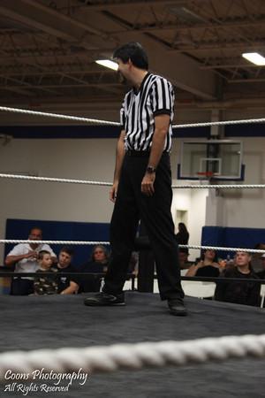 Danny Miles vs Julian Starr