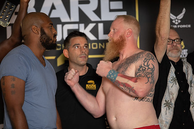 Bare Knuckle Fighting Championship 3