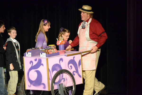 Willy Wonka - Show Photos