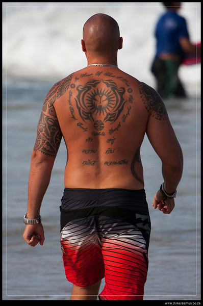 Tattoos Spotted