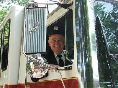 New Milford, NJ Firefighter Paul Kaske