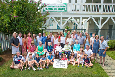 Sheehan - Blanco - McCusker Family Reunion 7/6/2019