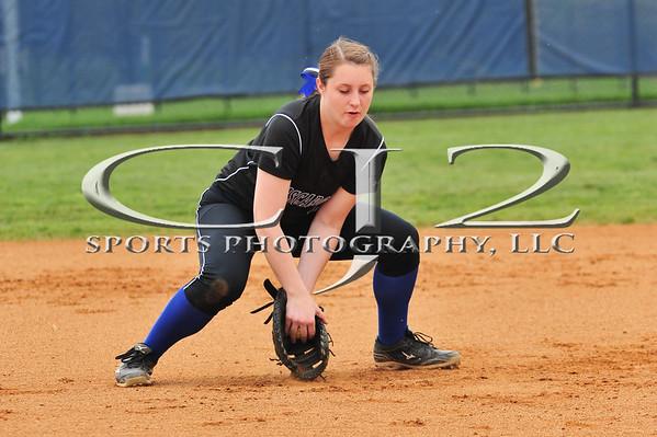 5-3-2014 Tuscarora at Woodgrove Softball (Varsity)