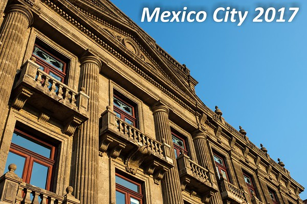 Mexico City - The Sights