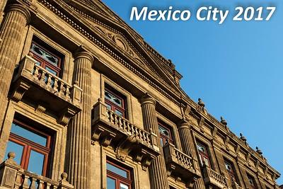Mexico City - The Sights