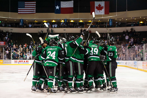 04-19-18 Texas Stars vs Ontario Reign - Playoff game 1