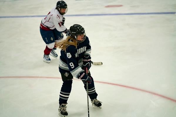 Girls JV Hockey