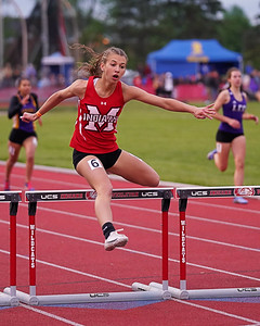 Girls Track & Field Regionals @ IWU 5-21-19