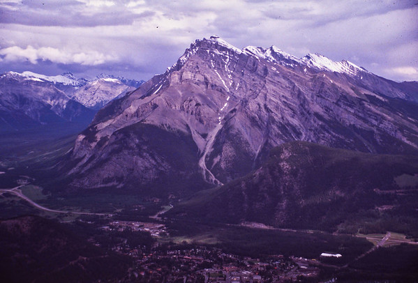 Banff & Jasper Road Trip - June 1992